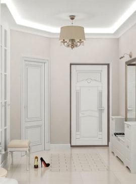 интерьер квартиры классический стиль