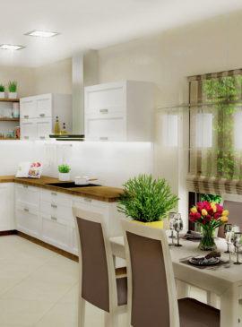 дизайн кухни стиль модерн